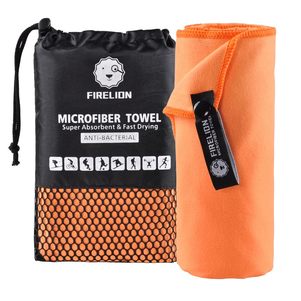 Body Essentials Microfiber Towels