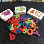 Load image into Gallery viewer, Education Tots Wood Puzzles