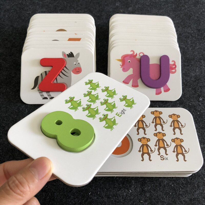 Education Tots Wood Puzzles