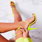 Load image into Gallery viewer, Fashion Diva High Heels