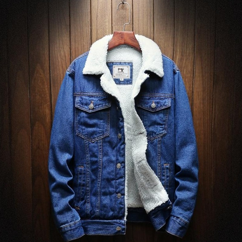 Hip Threads Denim Jacket