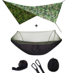 Load image into Gallery viewer, Practical Outdoorsman Hammock Tent