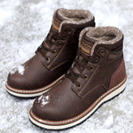 Load image into Gallery viewer, The Patriot Fur Lined Mens Boot