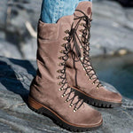 Load image into Gallery viewer, Tuff Chicks Leather Boot