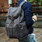 Load image into Gallery viewer, Urban Styles Canvas Backpack