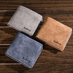 Load image into Gallery viewer, Mensford Leather Wallet