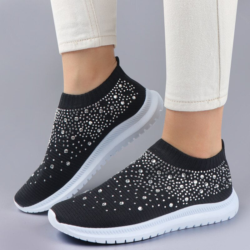 Active Styles Slip-On Sneakers