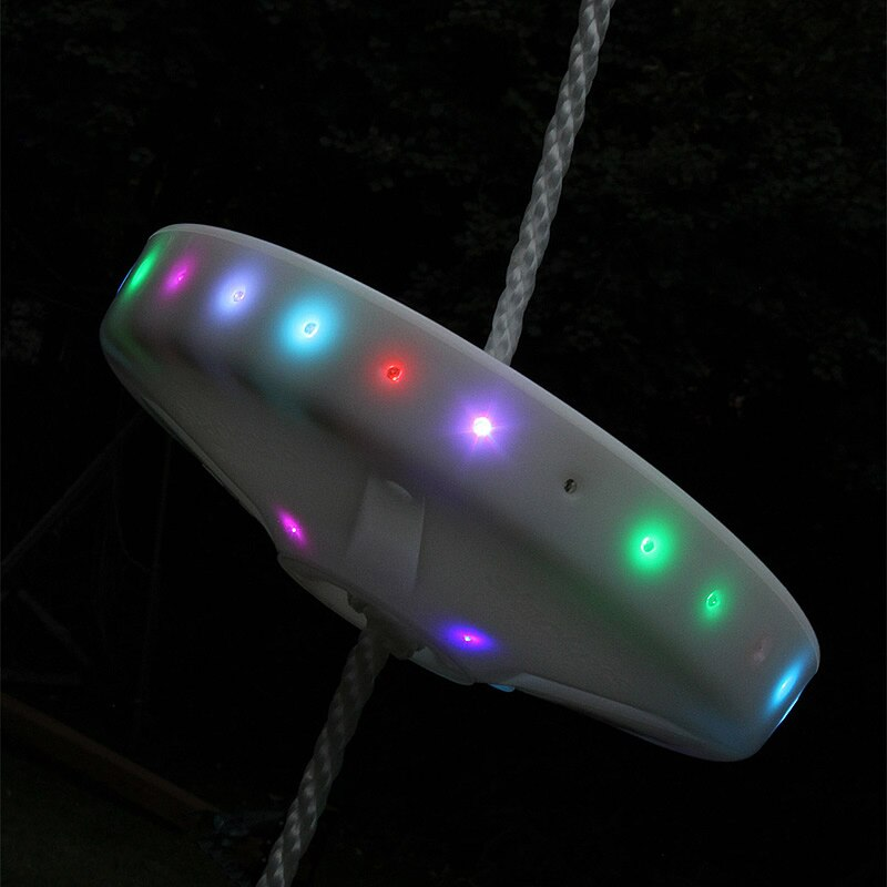 Swinging Saucer Light Up Swing