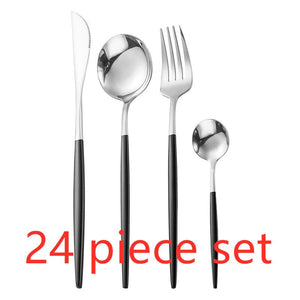 Eccentric Kitchen Stainless Steel Tableware