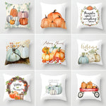 Load image into Gallery viewer, Seasonal Homes Pumpkin Pillowcases