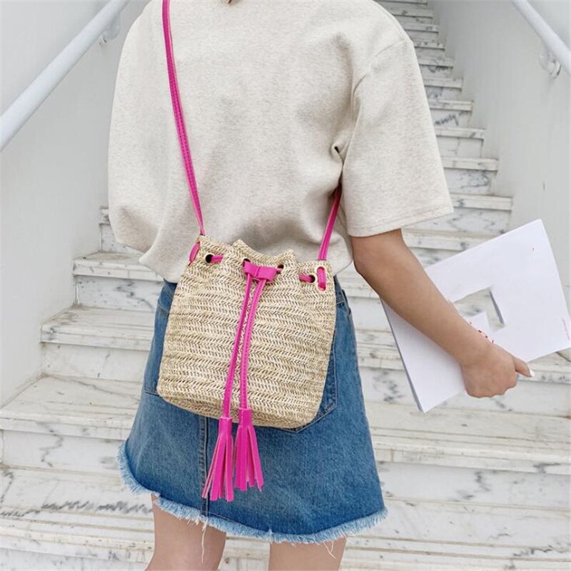 True Canvas Bucket Bag