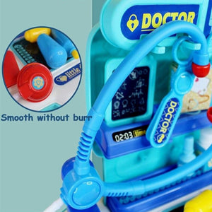 Inspired Tots Portable Doctor Set