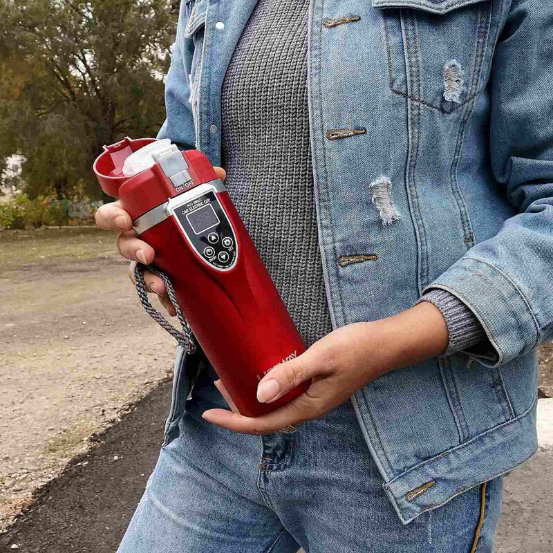 Mobile Kettle Electric Thermos
