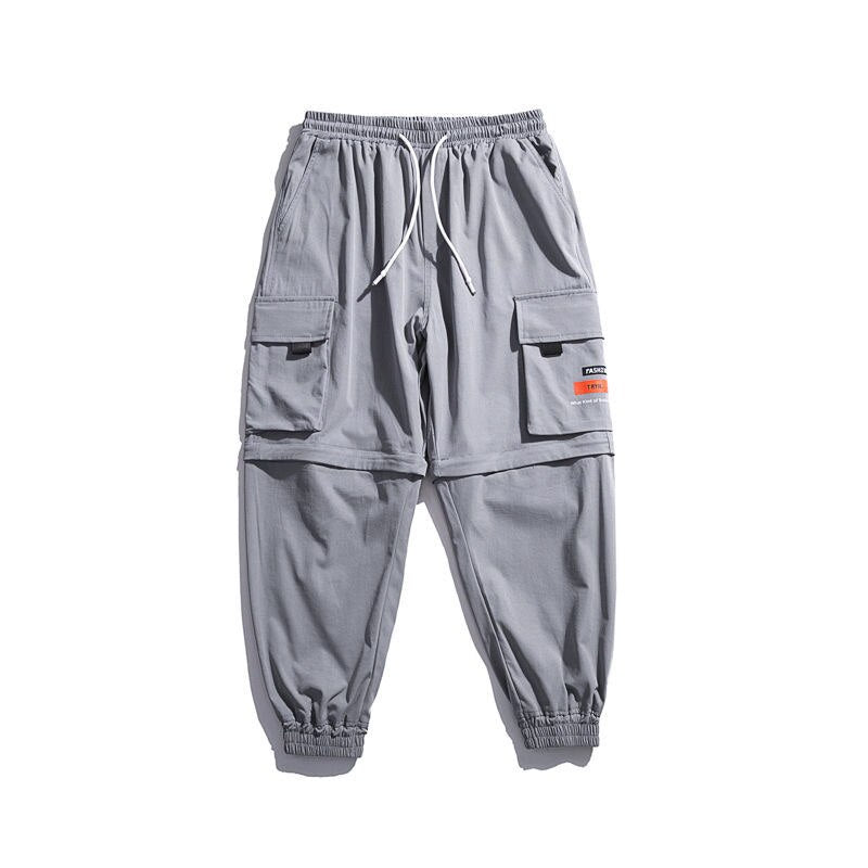 Unique Trendz Zip Joggers