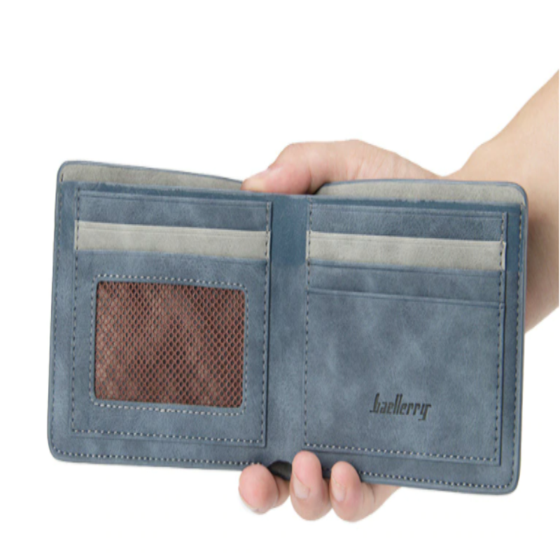 Mensford Leather Wallet