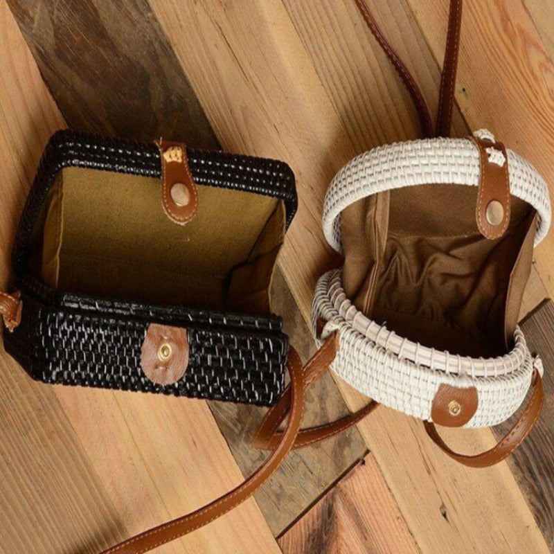The Bali Collection Handmade Crossbody
