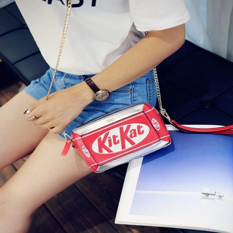 Cutie Trends Kit Kat Bag