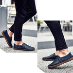 Load image into Gallery viewer, Dashing Leather Men's Loafers