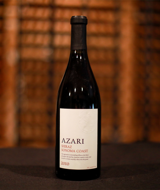 Azari Vineyards Estate Sonoma Coast Pinot Noir 2013