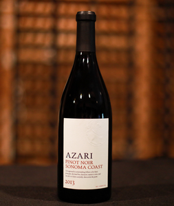 Azari Vineyards Estate Sonoma Coast Shiraz 2010