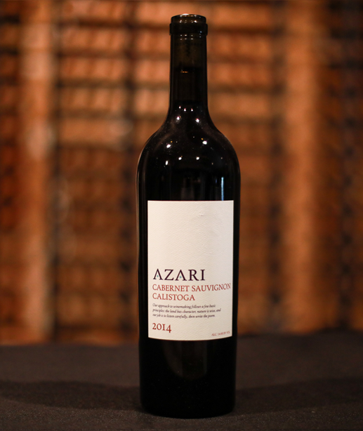 Azari Vineyards Napa Valley Cabernet Sauvignon 2014