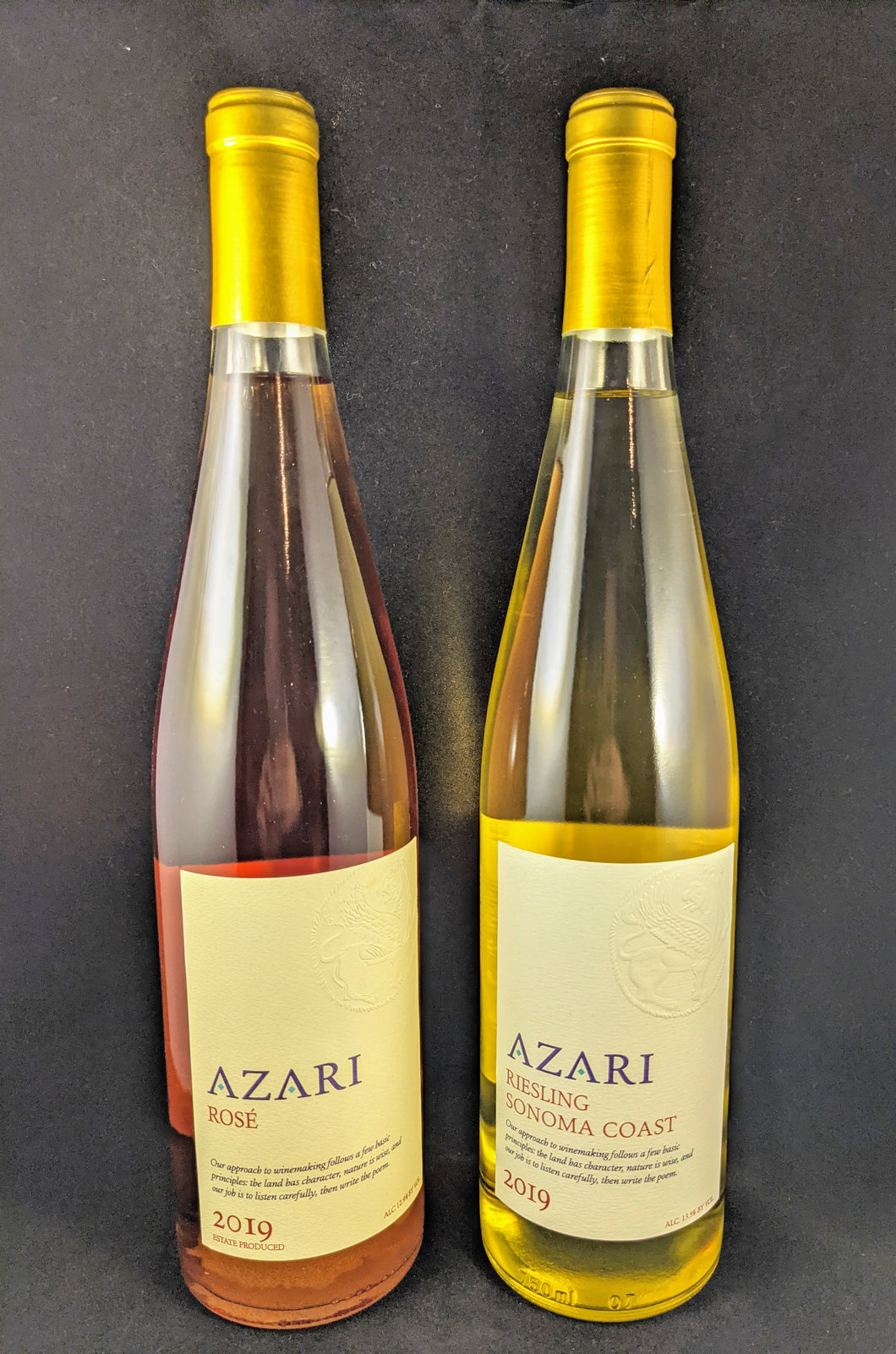 Azari Vineyards Spring Mix - Rose & Reisling