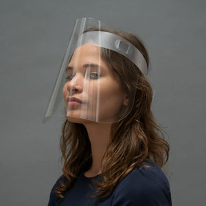 Clear Face Shields - 25 Pack ($1.50 each)