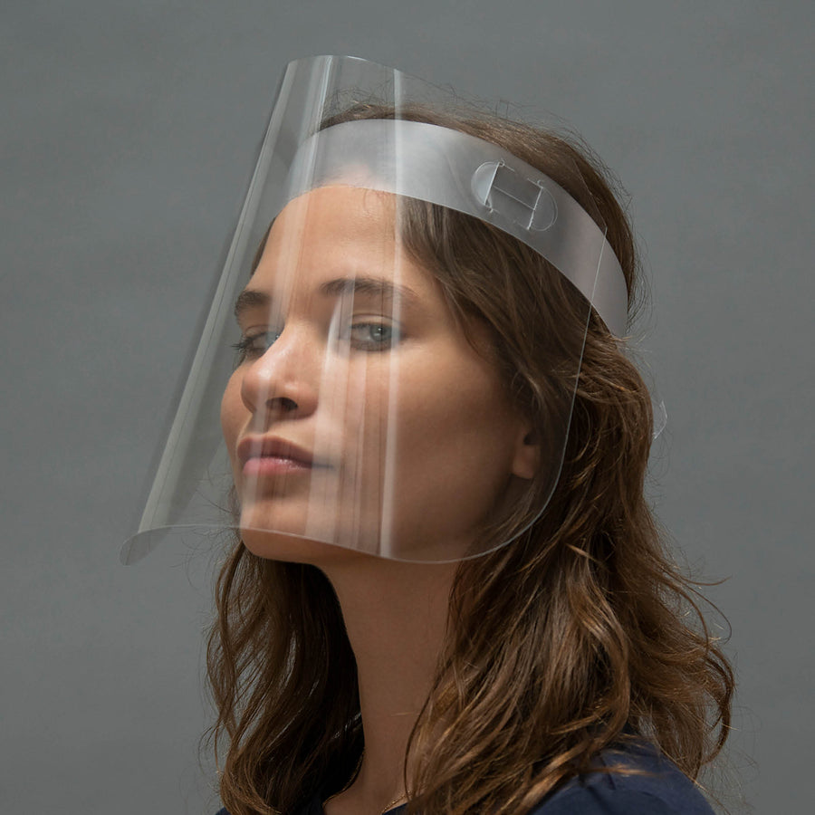 Clear Face Shields - 200 Pack ($1.24 each)