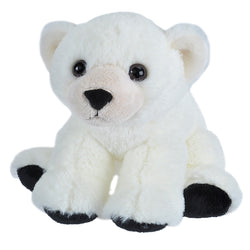 Mini Cuddlekins Polar Bear 8""