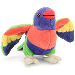 Mini Cuddlekins Lorikeet 8""