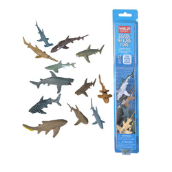 Nature Tube Shark Collection