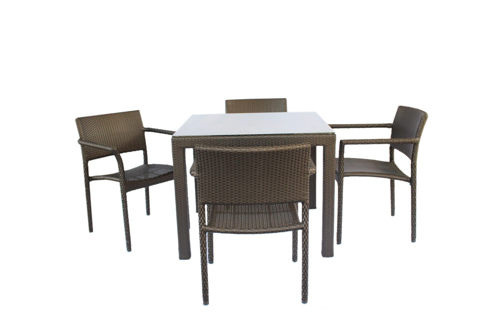 Holiday 4-Seater Dining Set