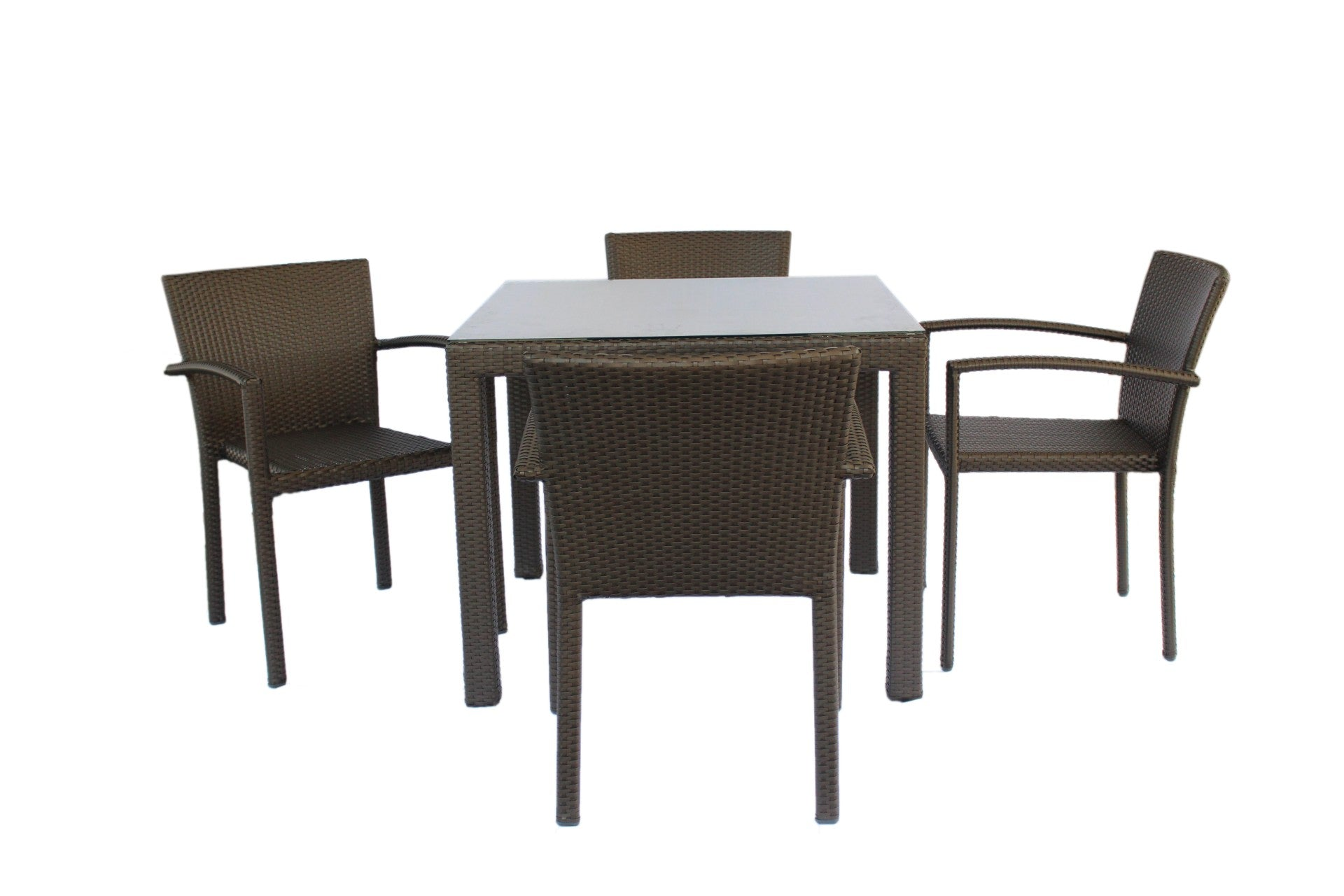 Panama 4-Seater Dining Set