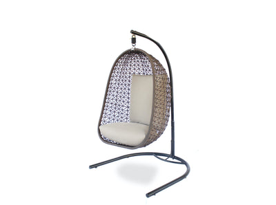 Hanging Chair Set with Stand