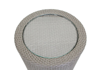 Martinique Round Side Table