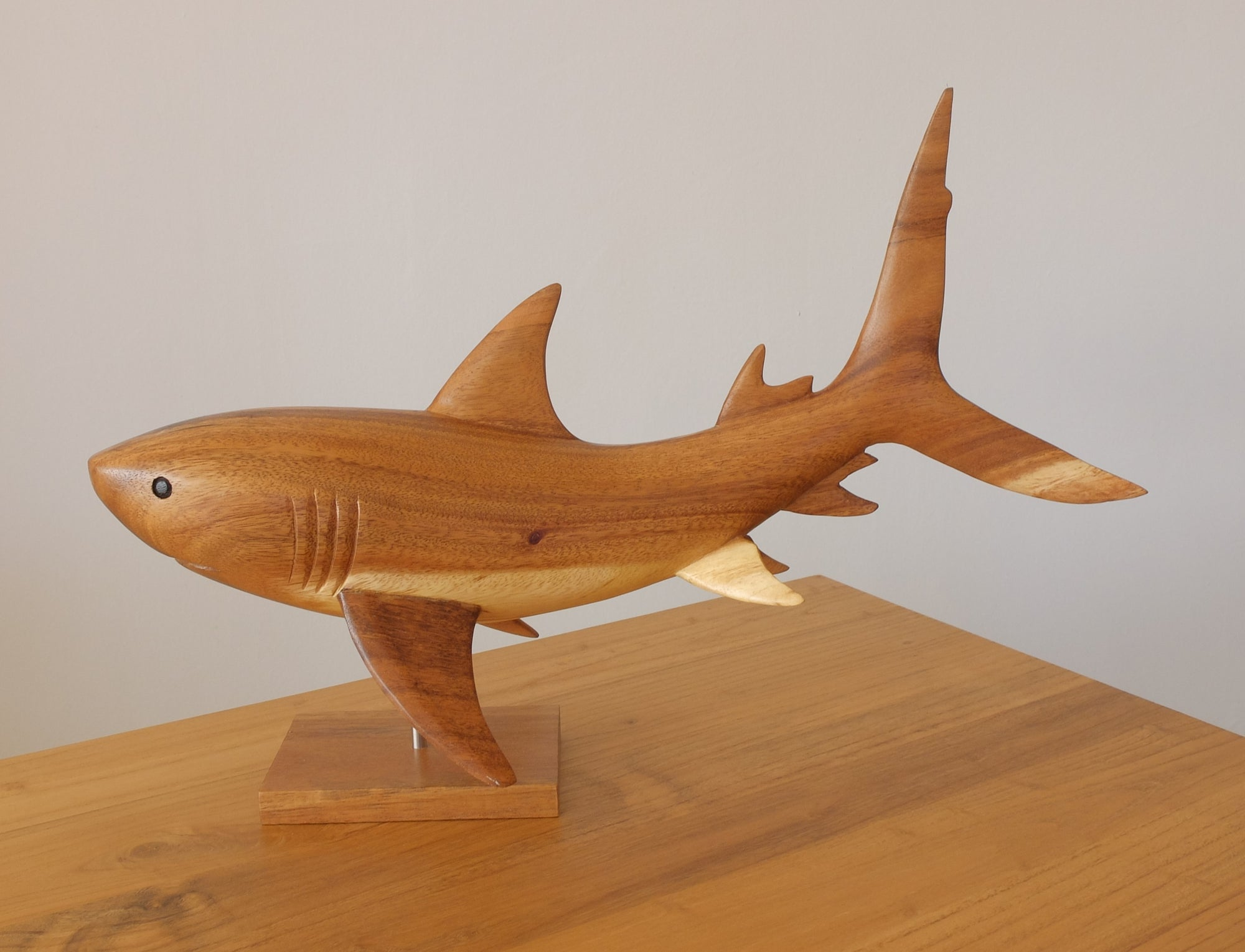 Shark Scuplture