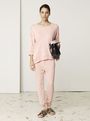By Malene Birger pink Sweatpants