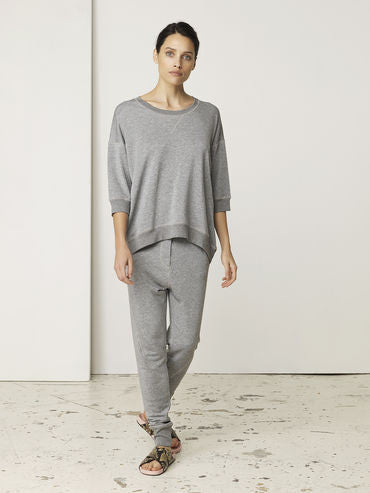 By Malene Birger grey Sweatpants