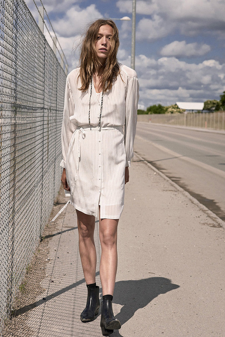 Custommade Ajana shirt Dress