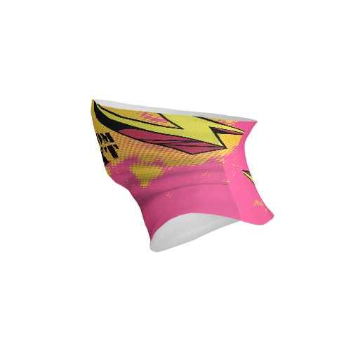 Customizable Neck Gaiter - pop art