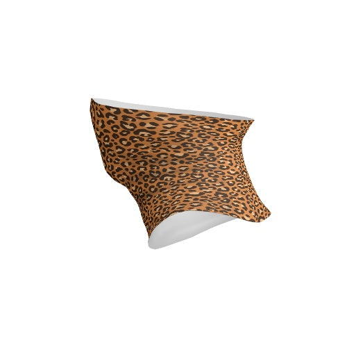 Customizable Neck Gaiter - Cheetah Print
