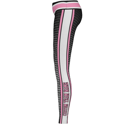 MOVE U Dynasty Custom Mid-Rise Team Leggings - VP923M