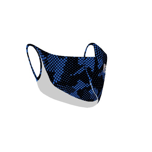 Customizable No Sew Face Cover - Digi Camo