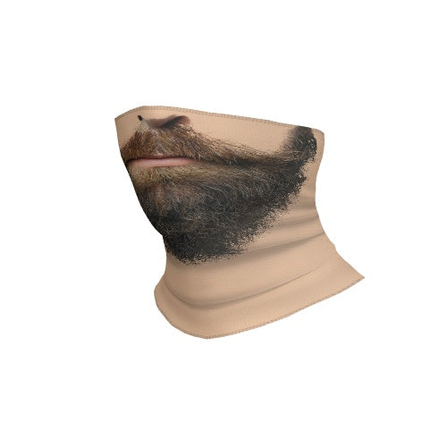 Customizable Neck Gaiter - Beard