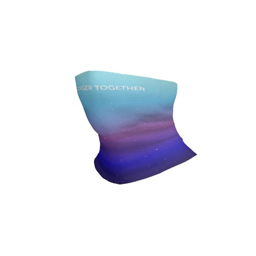 Customizable Neck Gaiter - Stars
