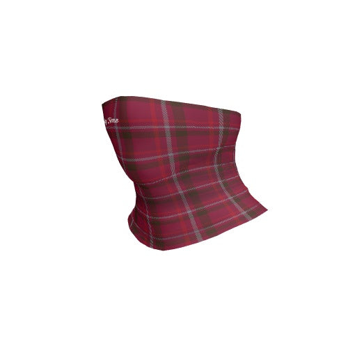 Customizable Neck Gaiter - Plaid