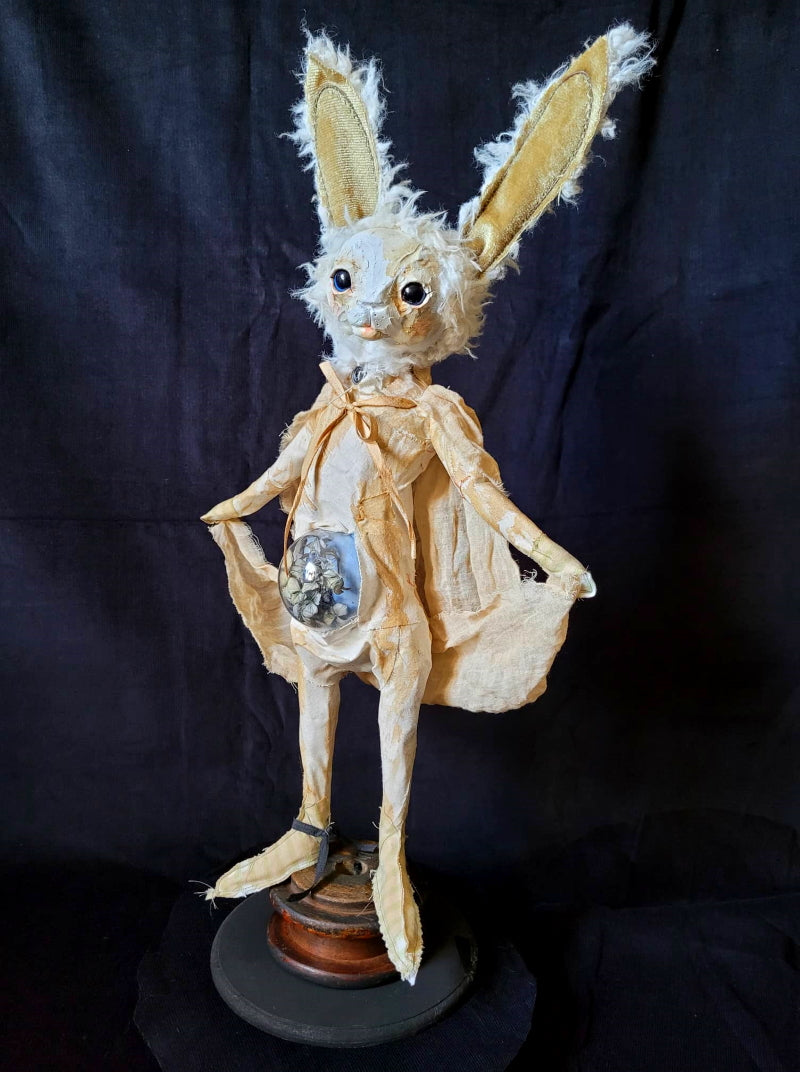 AULADELL Rabbit Sculpture