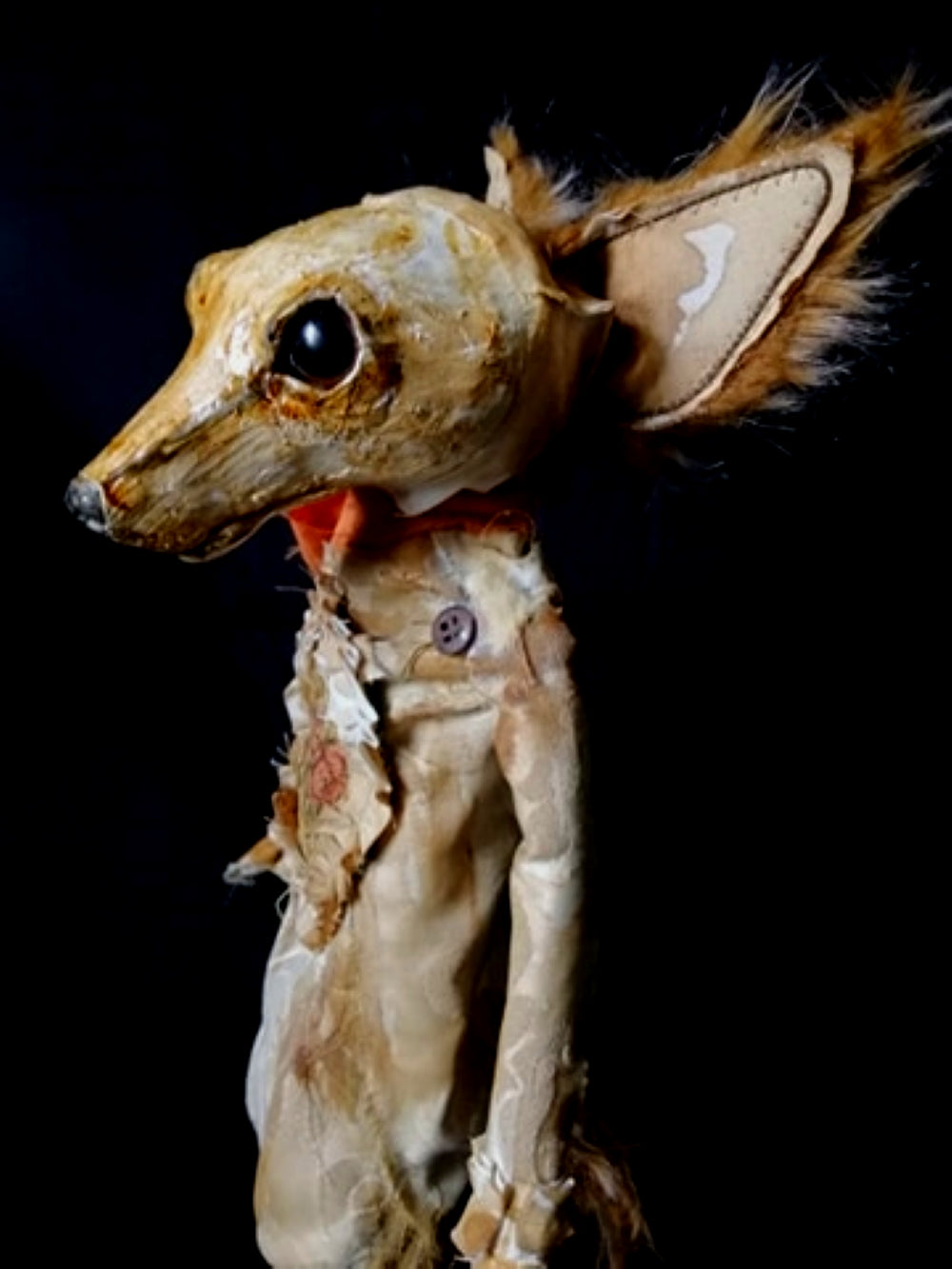 BARCALDYNE Fox Sculpture