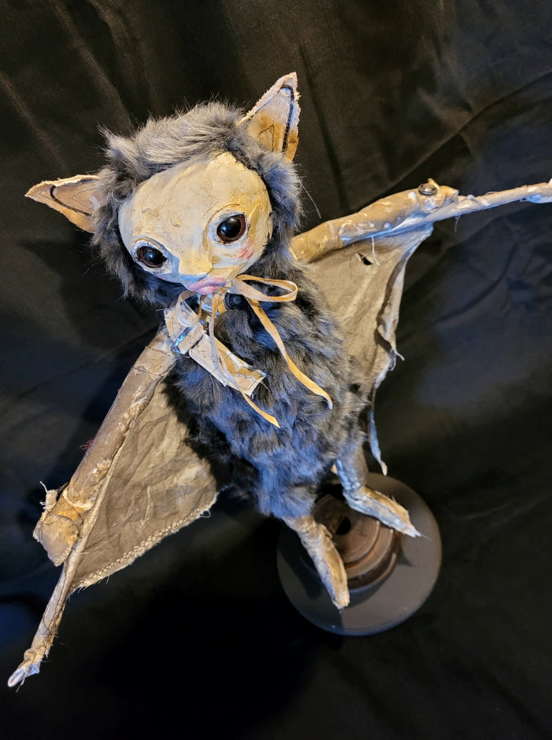 BEING A BAT Sculpture