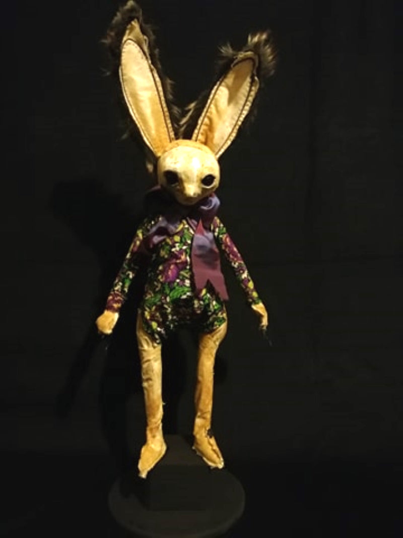 EBERT Rabbit Sculpture